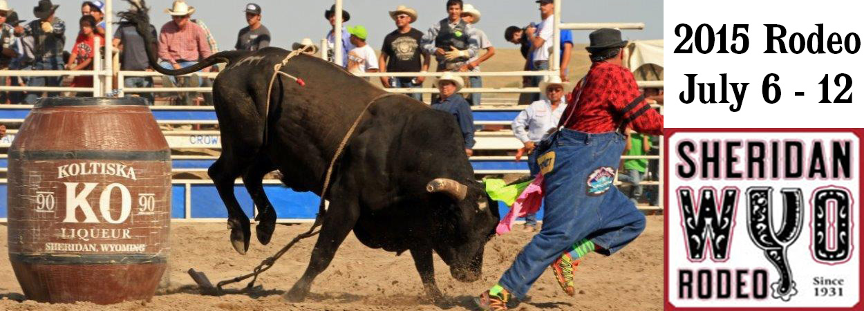 Wyo Rodeo CLICK FOR SCHEDULE