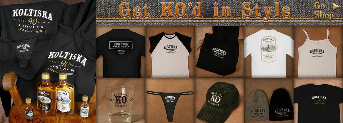 KO Merchandise